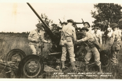 37 mm anti-aircraft cannon