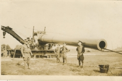 16 inch gun unknown location