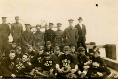 106th Company CAC Baseball Team