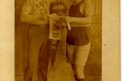 88th CAC Pat Downey and Jack Telfke 1912