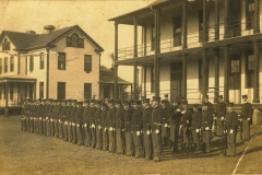 Company Formation at Fort Barrancas FL