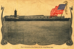Fort Constitution First Works