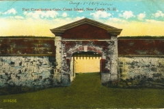 Fort Constitution Gate