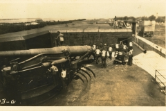 10 Inch Gun Fort Moultrie