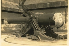12 Inch Mortar Canal Zone